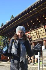 Sylwia (malinowy) Tags: winter portrait japan 35mm temple nikon buddhist nippon nikkor zima narita sylwia naritasan honshu shingon japonia swiatynia malinowy d7000 shinshōji malinowynet
