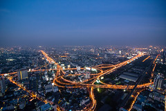 View from Baiyoke Tower (~Teemu~) Tags: thailand nikon bangkok d7100 tokina1116mm
