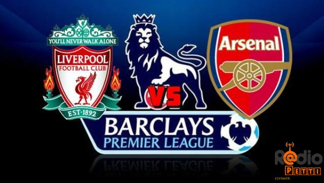 Live : LIVERPOOL VS ARSENAL EPL Streaming Watch Online Free