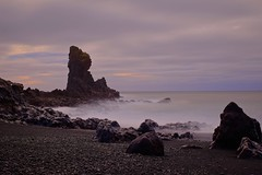 Snæfellsnes Peninsula / Iceland (_dreamseller_) Tags: longexposure november winter sea water island iceland rocks wasser filter nd fujifilm 1855mm fujinon trolls felsen langzeitbelichtung trolle xf ndfilter snaefellsnes xe1 snaefellsnespeninsula nd1000 fujifilmxe1 fujinonxf1855mm