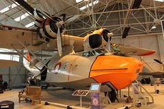 IMG_3629  Consolidated PBY-6A Catalina Flying Boat (SomeBlokeTakingPhotos) Tags: aircraft aviation touristattraction warbird raf cosford militaryaircraft aircraftmuseum royalairforce