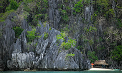 walls of coron,palawan,west philippine sea (larrygomez46) Tags: islands environment coron sanctuary palawan nationaltreasures westphilippinesea fineartsimages ancientnativelands