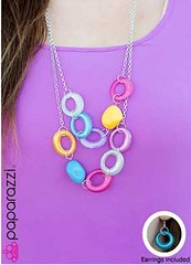 Sunset Sightings Citrus Necklace K1A P2450A-5