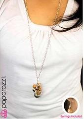 5th Avenue Brown Necklace K2A P2320A-3