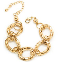 5th Avenue Gold Bracelet P9310-2