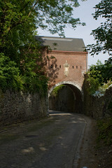 Lige - Thier de la Chartreuse (grotevriendelijkereus) Tags: bridge dutch belgium belgique fort chartreuse pont fortification fortress liege lige wallonia wallonne nerlandais