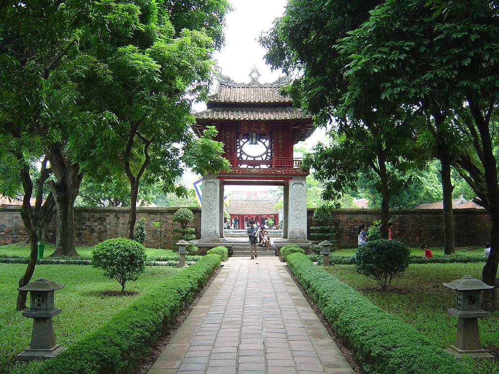 Văn Miếu Hà Nội