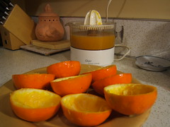 Florida Orange Juice (alansurfin) Tags: orange fruit breakfast florida juice citrus oranges naranjas arance appelsiner