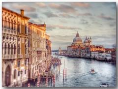 """Venezia """"il Canal Grande..."""" (FIORASO GIAMPIETRO ITALY....) Tags: venice sunset italy amazing italia mare venezia viaggio vacanza veneto supershot flickrsbest fioraso giampietro aplusphoto frhwofavs sensationalphoto scattifotografici fiorasogiampietro"""