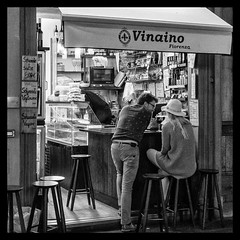 Vinaino (cyrcra) Tags: florence couple firenze sortie rue nuit stree