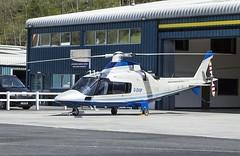 G-DVIP Agusta A109 @ Castle Air Charters Ltd, Liskeard, Cornwall. (Cornish Aviation) Tags: castle cornwall air ltd agusta charters liskeard a109 gdvip