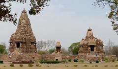 Kandariya Mahadev and Devi Jagadambi Temples (chdphd) Tags: temple khajuraho kandariya kandariyatemple devijagadambitemple devijagadambi
