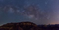 DSC_0454-Pano-Edit (hollistern@ymail.com) Tags: nightphotography arizona sunrise milkyway canyonlake bouldercanyon