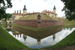Nesvizh and Mir, Belarus, May 2016