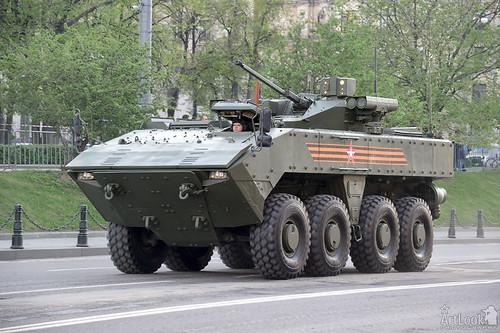 russia moscow weaponry boomerang btr armoredvehicles militaryparade bumerang
