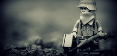 War (Brick Police) Tags: lego wwii german ww2 minifig