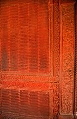 Fatehpur Sikri Palace 131 (David OMalley) Tags: india muslim islam agra palace mosque pilgrimage akbar masjid allah islamic pradesh fatehpur sikri muhammed uttar jama darwaza buland sikari vijaypur