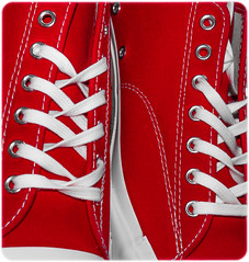 Jack Purcell, Converse. Red. (CWhatPhotos) Tags: pictures camera blue red color colour field that logo lens stars jack photography foot shoe prime star shoes all foto dof bright image artistic pics top low picture pic olympus images wear ox have photographs photograph ii fotos badge converse chuck product which tops depth allstar chucks 45mm mk purcell allstars contain omd jackpurcell em10 cwhatphotos