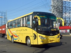 Bachelor Tours 4580 (Monkey D. Luffy 2) Tags: road city bus public photography photo nikon philippines transport ve vehicles transportation coolpix vehicle society philippine enthusiasts kinglong yuchai philbes xmq6119t