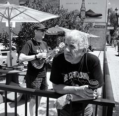 Music Mile Weekend (Sherlock77 (James)) Tags: people man calgary ukulele musicmile