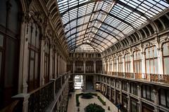 Galleria a Torino (iAmParacelsus) Tags: torino architettura galleria