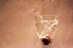 Beginners luck / fun! (morag.darby) Tags: water digital tomato fun nikon splash nikkor waterdrops d3300