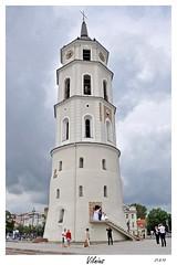 Litauen 2010 (ritsch48) Tags: kathedrale vilnius glockenturm litauen