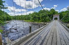 The Wire Bridge 2 (GR Smith) Tags: daarklands
