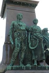 Plaza del Senado monumento a Alejandro II de Rusia Helsinki Finlandia 07 (Rafael Gomez - http://micamara.es) Tags: plaza statue del de helsinki y russia monumento centro ii senado alexander alejandro finlandia rusia