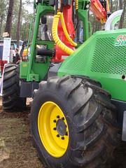 Forexpo 2016 (54) (TrelleborgAgri) Tags: forestry twin tires trelleborg skidder t480 forexpo t440