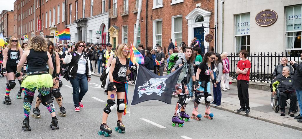 PRIDE PARADE AND FESTIVAL [DUBLIN 2016]-118003