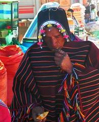 Man in Tarabuco (magellano) Tags: tarabuco bolivia sucre vestito cappello tradizionale hat dress candid street man people mercato market traditional
