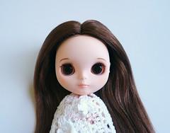 Molly 1 rs (Mingle Doll ) Tags: neo blythe simply chocolate custom