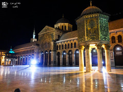 Omayyad Mosque, A place was built before 13 century! (Take a look on Syria without propaganda) Tags: olddamascus outdoor old damascus dimashqi documentary displacement displacedpeople syria syrian story revolution regime rebels refugge religion mosque omayyad history historical site