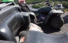 20160911130420_IMG_3478 (arielandrew) Tags: 911 glenlyon mocanaqua flag america american memorial woods outdoor canon rebel t6i quads atv