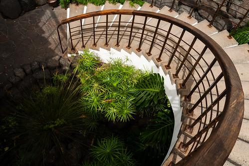 Casa Museo del Campesino, escalera