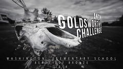 Andy Goldsworthy Challenge (Frank O Cone) Tags: andygoldsworthy art wenatchee