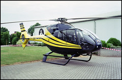 Rollei 35SE Fuji Superia 200 June 2016 (22) (Hans Kerensky) Tags: rollei 35se sonnar 128 f40mm lens fujifilm superia 200 film scanner plustek opticfilm 120 holland june 2016 heijthuijsen eurocopter ec120b colibri