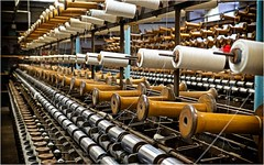 1. Masson Mills, Yorkshhire DSCF1321 (janet.oxenham10) Tags: massonmills industrial urban yorkshire factory past bobbins threads