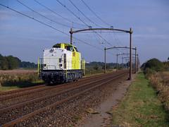 Captrain 203 104 (jvr440) Tags: trein train spoorwegen railways railroad roosendaal captrain v100 ost