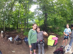 "GOPR0022 (Brittany ""Aviia"" Forsyth) Tags: ontario canada muskokas baysville cairn camp camping kids summer glenmhor payitforward music art dance drama madd"