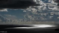 White Spot (PJ Resnick) Tags: pjresnick perryjresnick pjresnickgmailcom pjresnick black light fuji fujifilm noir atmosphere atmospheric white texture angle shape detail fujinon xf rectangle rectangular 4x6 resnick xpro2 fujifilmxpro2 water waterfront harbor outdoor 35mm fujinon35mm fujinon35mmf14 35mmf14 lowlight drama reflection sky cloud sanibelharbor ftmyersfl color colour sunset sundown goldenhour evening
