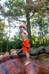 IMG_1776 (operabug) Tags: halloween flintstones museumoflifeandscience bettyrubble barneyrubble bammbamm