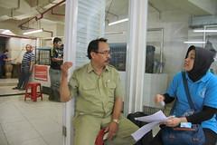IMG_4213 (FAO ECTAD Indonesia) Tags: market visit jakarta 2014 lbm mentoring melawai