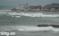 """Sitges Bay Storm • <a style=""""font-size:0.8em;"""" href=""""http://www.flickr.com/photos/90259526@N06/15088109294/"""" target=""""_blank"""">View on Flickr</a>"""