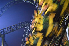 The Smiler approaching Inversion No. 13/14 (CoasterMadMatt) Tags: park november autumn england motion blur west english up night speed dark out season photography lights amusement nikon slow ride time photos steel towers illumination x days illuminated resort motionblur photographs sector shutter roller theme amusementpark rides rollercoaster lit coaster staffordshire alton themepark westmidlands altontowers attraction coasters daysout smiler midlands rollercoasters slowshutterspeed 2014 litup inthedark nikond3200 staffs nighttimephotography d3200 xsector attrations steelrollercoaster altontowersresort thesmiler coastermadmatt gerstular november2014 coastermadmattphotography altontowersinthedark