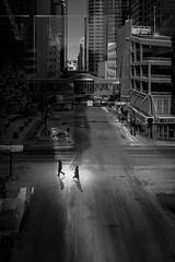 Two Souls Passing (brendan.desbrisay) Tags: street city winter urban blackandwhite snow canada calgary fuji fujifilm isolation bg yyc x100t