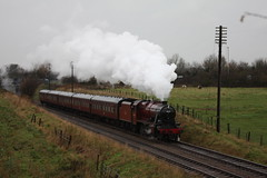 48624 (feroequineologist) Tags: lms greatcentralrailway gcr 8f 48624