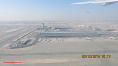 First moments of take off from Hamad International Airport - State of Qatar (Feras.Qadoura1) Tags: city airport state international hamad doha qatar       othh