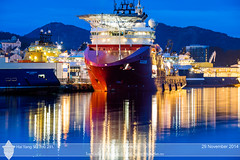 Hai Yang Shi You 291 (Aviation & Maritime) Tags: norway offshore tug bergen supply csv constructionsubseavessel haiyangshiyou291
